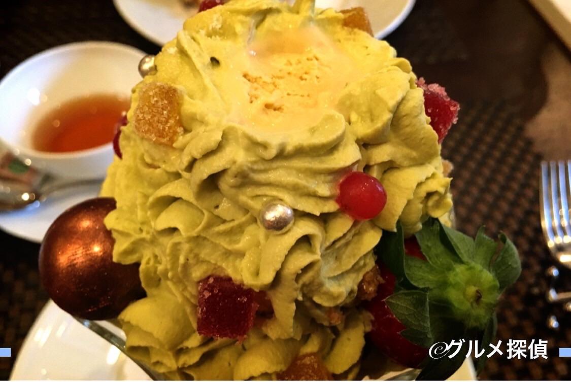 【グルメ探偵】※画像10 カモミールのアイスクリーム