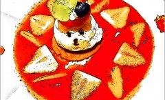 【グルメ探偵】1日限定5食のいちごデザート