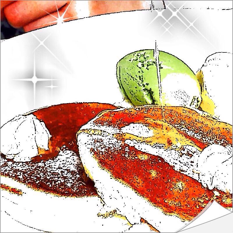 【グルメ探偵】イタリアンシェフのパンケーキ