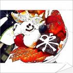 タカノのクリスマスパフェ