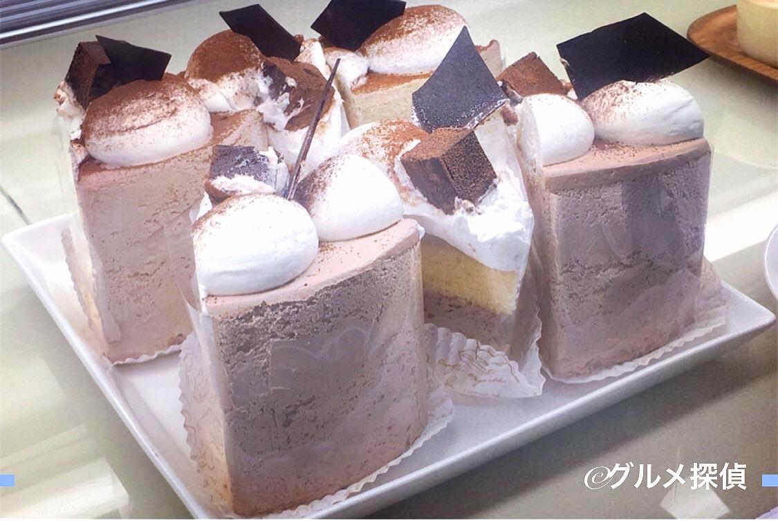 【グルメ探偵】画像1 チョコレートケーキ