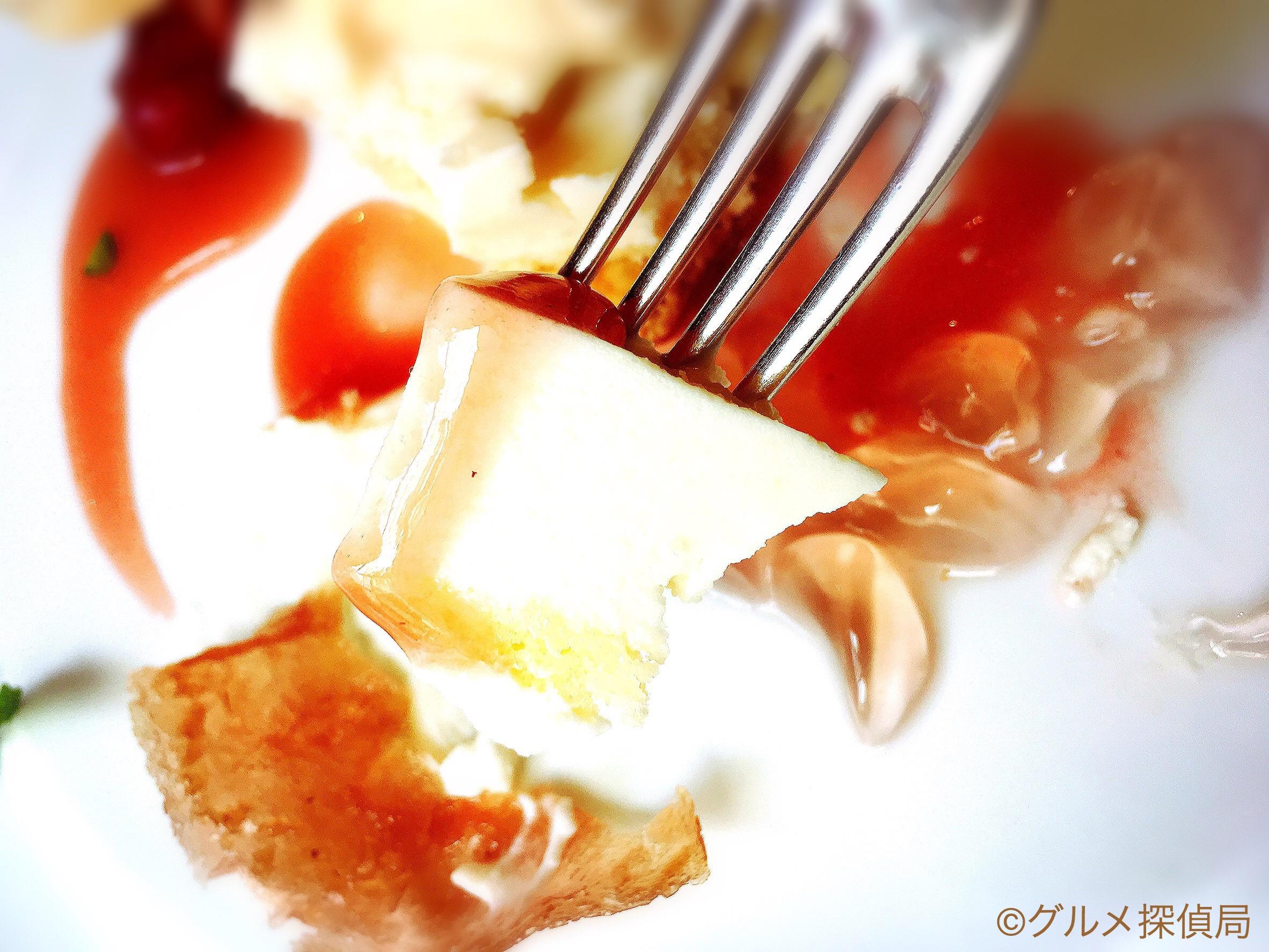 【グルメ探偵局】※画像7 桃のムース