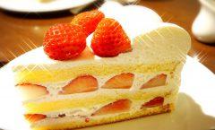 【グルメ探偵局】甘酸っぱさが魅力の夏いちご!ハーブスの夏いちごのケーキが本日からスタート!